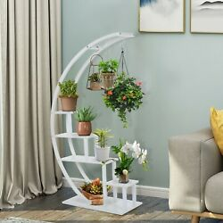 Plant Stand Indoor Outdoor Plant Stand Flower Pot Stand Large Display Rack