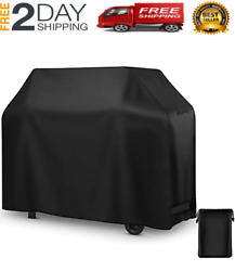 New Bbq Gas Grill Cover Waterproof Heavy Duty Waterproof For Char-broil, Nexgril