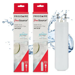 Fit Frigidaire Puresource3 Wf3cb Replacement Refrigerator Water Filter 2 Pack