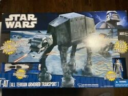 Stars Wars Imperial At-at All Terrain Transport In Box Never Opened