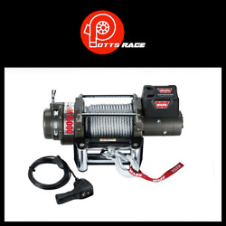 Warn Chevy/dodge/ford/gmc 15000 Lbs 12v Vehicle Recovery Winch For 92-19- 47801