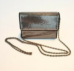 Small Chainmail Shoulder Crossbody Bag $16.00