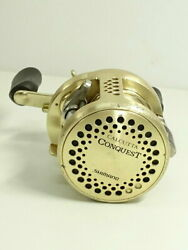 Shimano 15 Calcutta Conquest 400 Right Bait Casting Reel Fishing From Japan
