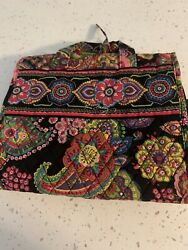 Vera bradley travel cosmetic bag. In Great Condition Can Also Hang $12.00