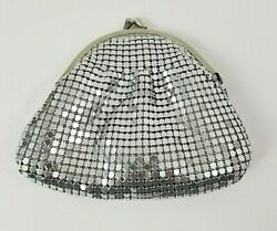 Mark Small Silver Evening Bag With Strap $5.99
