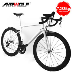 7.6kg Full Carbon Road Bike Bicycle For Shimano R7000/r8000/r8050/r8060 Grouoset