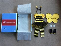 American Girl Doll Bee Myself Outfit Halloween Costume Nail Stickers 2014