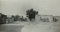 Laura Gilpin American 1891-1979 Mexican Village Photo Signandeacutee