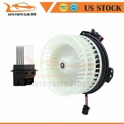 Fits 2001-2007 Chrysler Town And Country Hvac Heater Blower Motor Resistor Kit