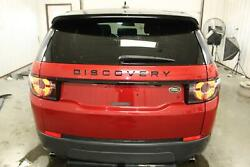 2016-19 Land Rover Discovery Sport Se Painted Firenze Red Manual Trunk Lid Gate