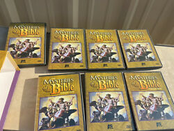 Mysteries Of The Bible Collection Complete 7 Disc Dvd Set Aande 2007