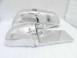 New Brand Fits Vintage Ducati 750 Ss Alloy Cafe Racer Petrol Tank With Seat Hood