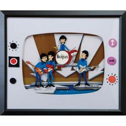 Beatles 55th Anniversary Of Japan Anime The Collection Tv Performance _71347