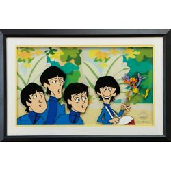 Beatles 55th Anniversary Of Japan Anime The Collection And Your Bird Can _71344