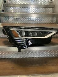 2019-2020 Audi E-tron Front Headlights With Modules