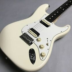 Fender American Professional Stratocaster Hh Physical Photo Used Electri 9-529