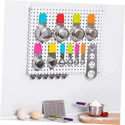 Magnetic Measuring Cup Measuring Spoon Set With Holder 22 Pcs