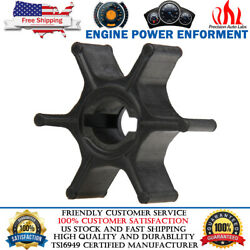 New Outboard Water Pump Impeller For Suzuki 2-stroke 4hp 5hp 6hp 8hp 17461-98501