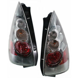 Fits Mazda 5 Tail Light 2006 2007 Pair Lh And Rh Side Ma2800130+ma2801130