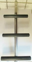 New Without Box Jif Marine Dive Ladder Stainless Steel 3-step