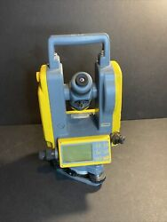 Spectra Precision Det-2 Digital Electronic Theodolite With Case