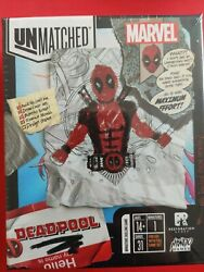 Unmatched Deadpool Board Game