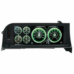 Autometer Dash Display For Ford Mustang 87-93 Digital Instrument Display Color