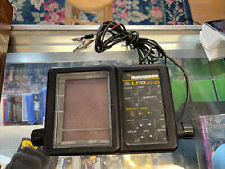 Humminbird Lcr 40 Id Portable Monitor Fish Finder Main Head Unit Only, Untested