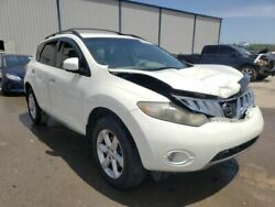 Automatic Transmission Cvt 2wd Fwd Fits 09-14 Murano 758672