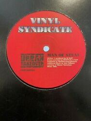 Vinyl Syndicate - The Superman Tune 12 Drum And Bass Jungle Vinyl Urban Takeover