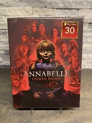 Annabelle Comes Home Black Barons Filmarena Steelbook Blu ray Not 4K Conjuring