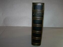 The Life And Adventures Of Nicholas Nickleby Dickens Charles 1839 2nd Print