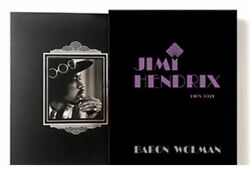 Jimi Hendrix 1968/1970 Baron Wolman Signed Deluxe Book And More Ephemera Sold Out