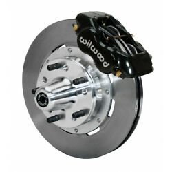 Wilwood For Chevy Impala 1965-1968 Brake Kit Forged Dynalite Front 12.19in