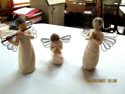 3 Willow Tree 5 Angel Of Harmony 5 A Tree A Prayer Angel 4 Angel Of Miracles