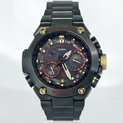 Casio G-shock Aka-zonae Mrg-g1000b-1a4jr Bluetooth Menand039swatch Limited From Japan