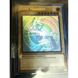 Fifth Ghost Rare Dark Magician Holographic F/s Japan