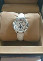 Citizen Limited Edition Stainless Steel Campanola Moon Phase Quartz Mens Watch