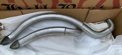 West Coast Choppers Motorcycle Parts Hell Bent Exhaust Evo.