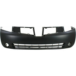For Nissan Quest Bumper Cover 2007 08 2009 Front Primed Ni1000239 62022zm78a