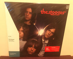 The Stooges John Cale Mix Red And Black Marble Lp Vmp Vinyl Me Please Exclusive