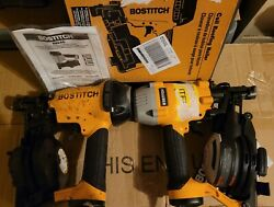 2-bostitch Roofers Nail Guns Plz Read Below. Offers Encouragedships Same Day
