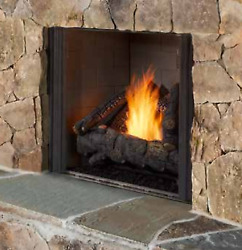 Castlewood 42 Outdoor Wood Fireplace 41 X 38 Opening Free Shipping
