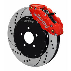 Wilwood For Ford Mustang 1994-2004 Brake Kits Narrow Superlite 6r Front Hat