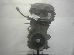 Engine 13 2013 Chevy Malibu 2.5l Federal Emissions Nt7 Only 10k Miles