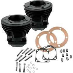Sands Cycle 91-9000 Shovelhead Cylinder Kit - 88in. Displacement