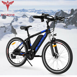 """Engwe 26"""" 36v 250w Electric Mountain Bicycle 21 Speed Adult E-bike Pedal Assist"""