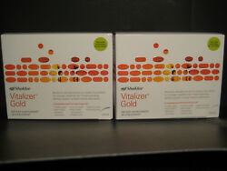 Shaklee Vitalizer Gold X 2 With Vitamin K Exp.6/2022 112 Fast Free Shipping