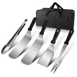17pcs Griddle Tools Barbecue Diy Teppanyaki Camp Chef Outdoor Grill Cooking Set