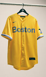 Boston Red Sox Nike City Connect Replica Jersey Size Xl
